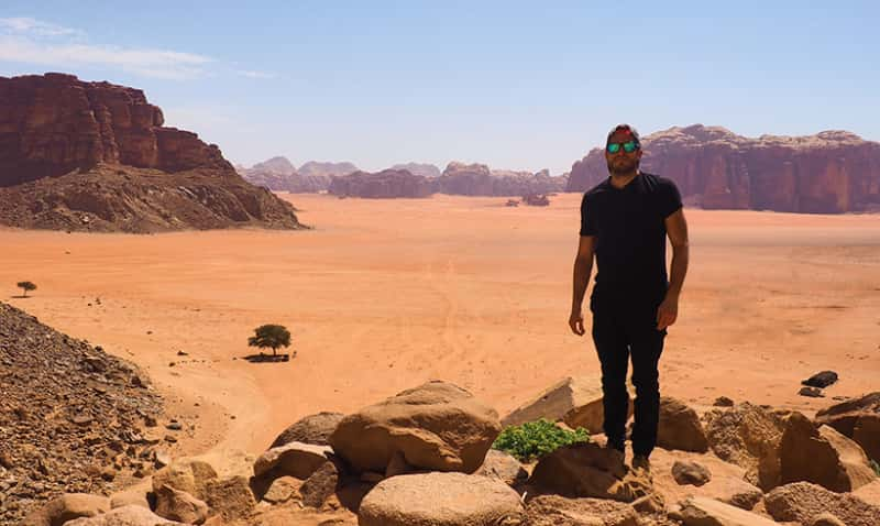wadi rum hiking tours