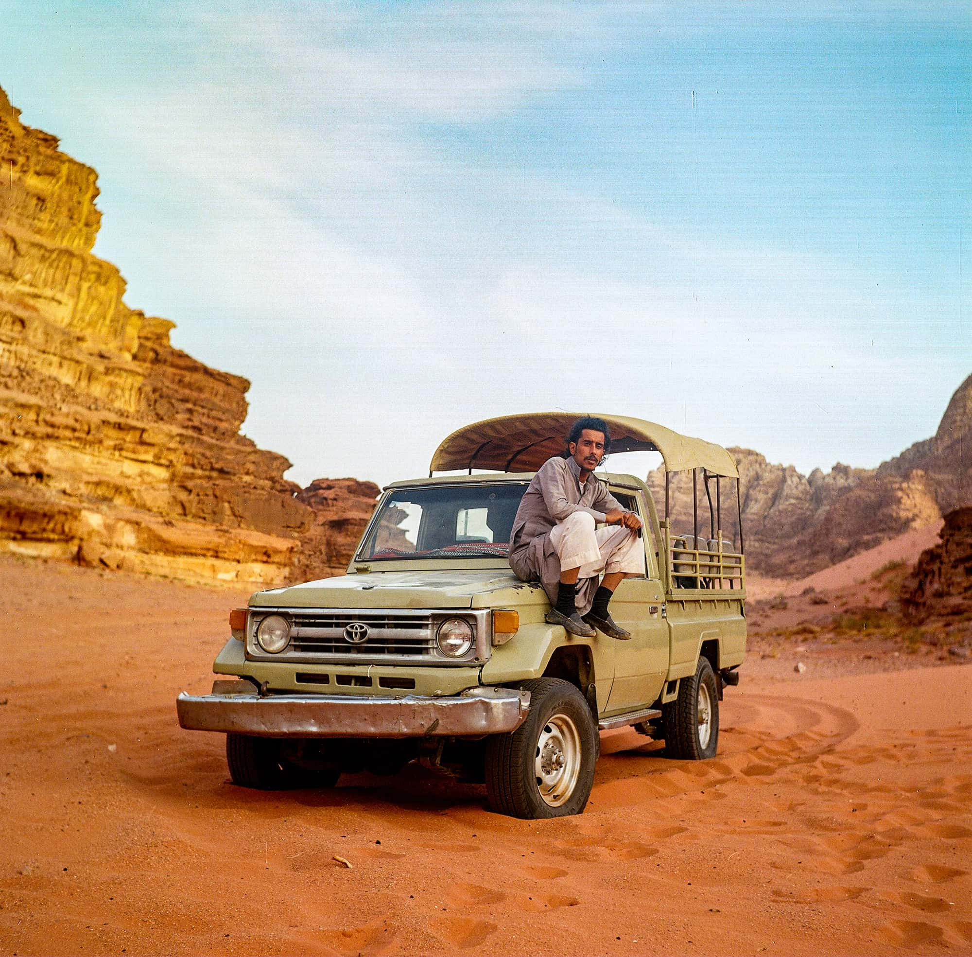 Jeep Tours Of Wadi Rum Desert By Experienced Bedouin Guides